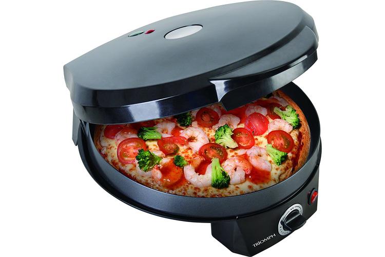 TRIOMPH - ETF1599 four à pizza