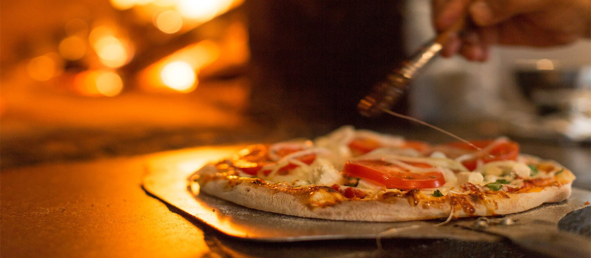 test four à pizza