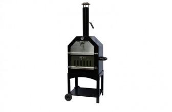 BBGrill Lorenzo : le four à pizza multifonctionnel au charbon de bois