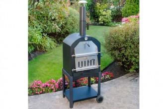 Parkland extérieur portable : le four à pizza idéal pour apprendre à cuisiner dehors