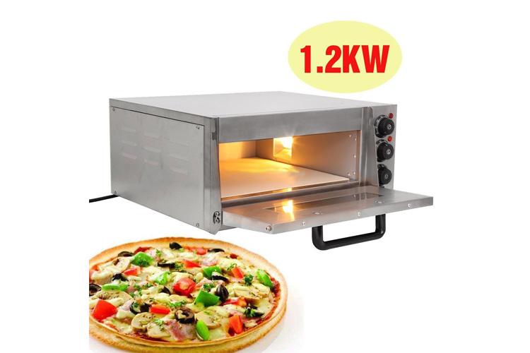 Iglobalbuy Professionnel four à pizza